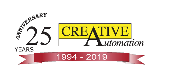 Creativer Automation 25th Anniversary